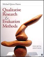 Qual research & eval