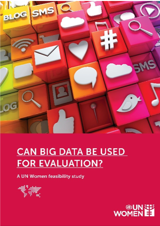 Can Big Data Be Used for Evaluation? Book Cover