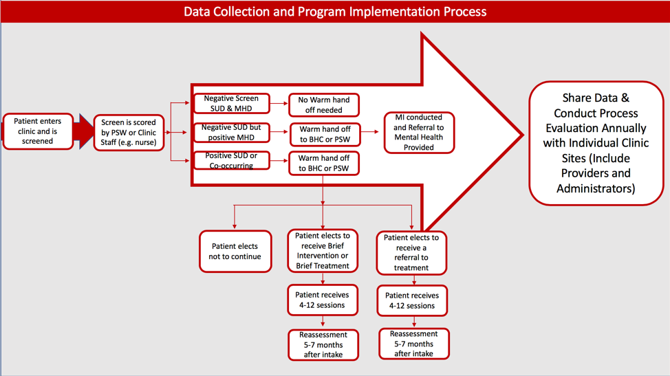 Data Collection and Program Implementation Process
