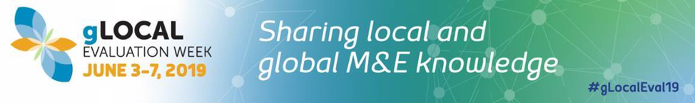 gLocal Evaluation Week Banner