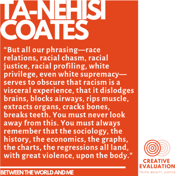 Ta-Nehisi Coates quote