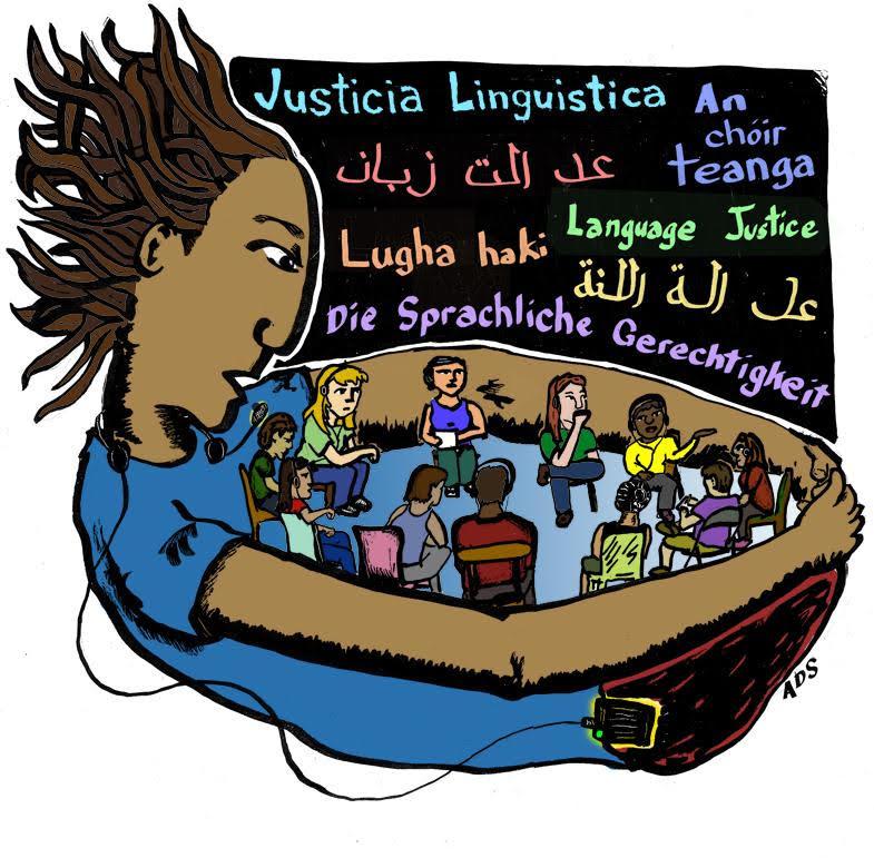 Language Justice Image