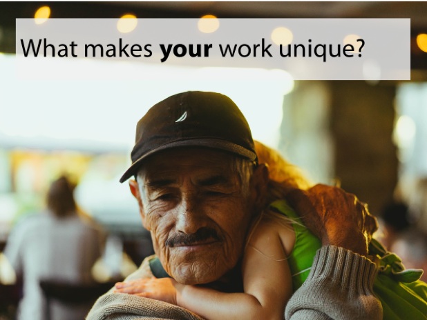 What Makes Your Work Unique image
