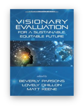 Visionary Evaluation Book Cover