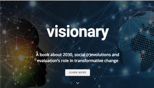 Visionary Evaluation Website: visionaryevaluation.com