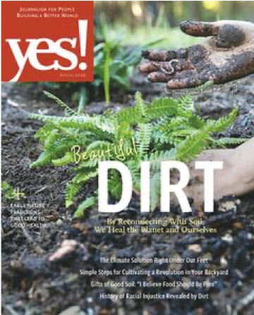 Cover of Spring 2019 Yes! Magazine