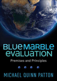 Blue Marble Evaluation book cover