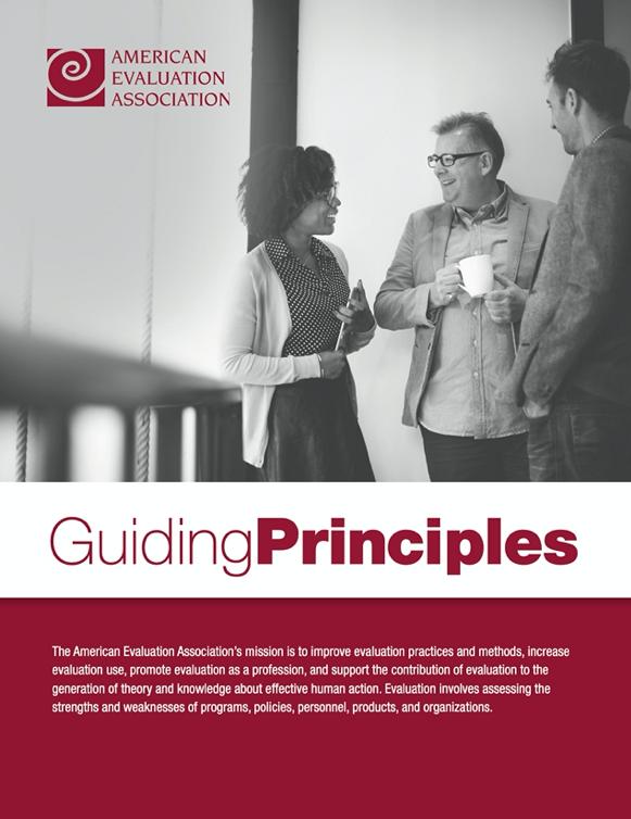AEA Guiding Principles cover