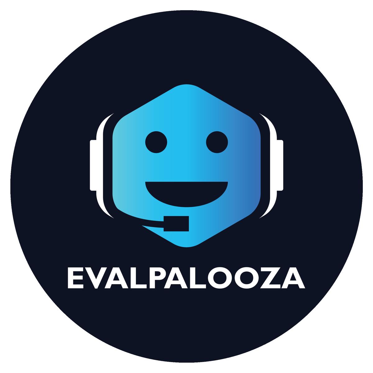 EVALpalooza logo