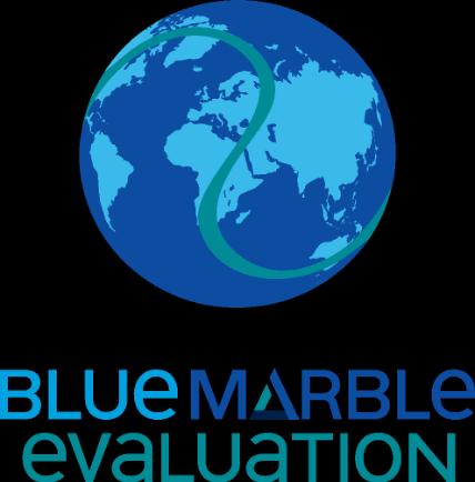 Blue Marble Evaluation logo