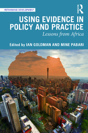 Using Evidence in Policy and Practice book cover