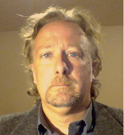 Headshot of Don Glass, a white middle-aged cis male (he/his/him)