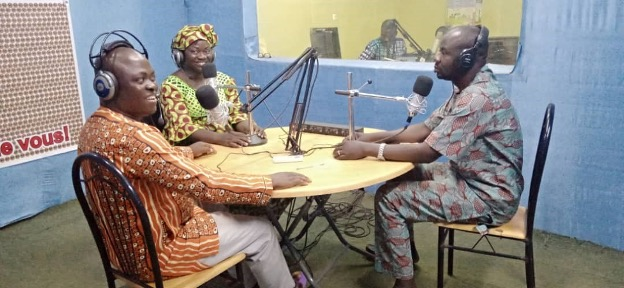 Based on findings from the subnational electoral violence risk assessment, Kadiatou Ouedraogo and Boureima Ouedraogo developed and operationalized a messaging strategy that called for all citizens to accept the results of the presidential election during their post-electoral radio peace program in Ouahigouya, Yatenga.
