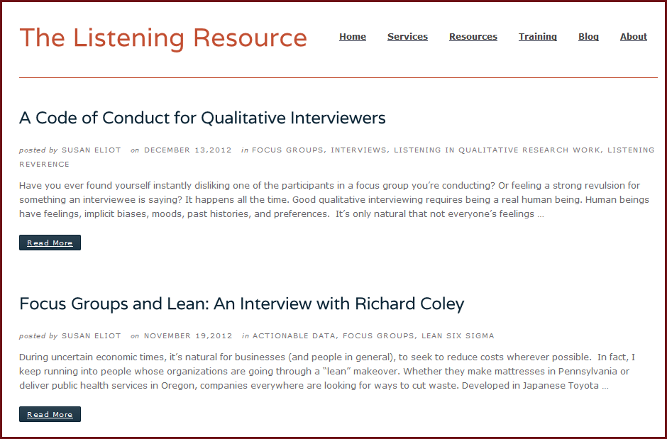 listeningresource