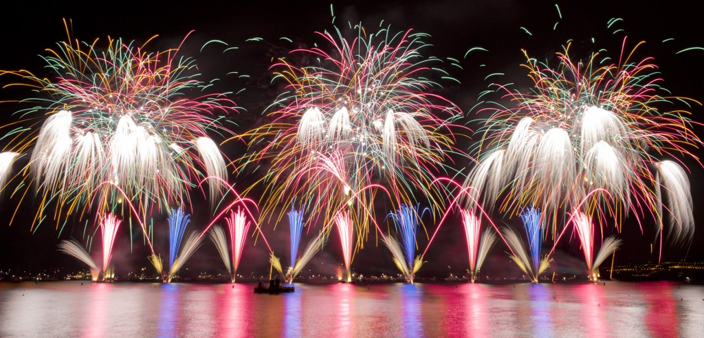 Fireworks by Florian Ferfer via Flickr