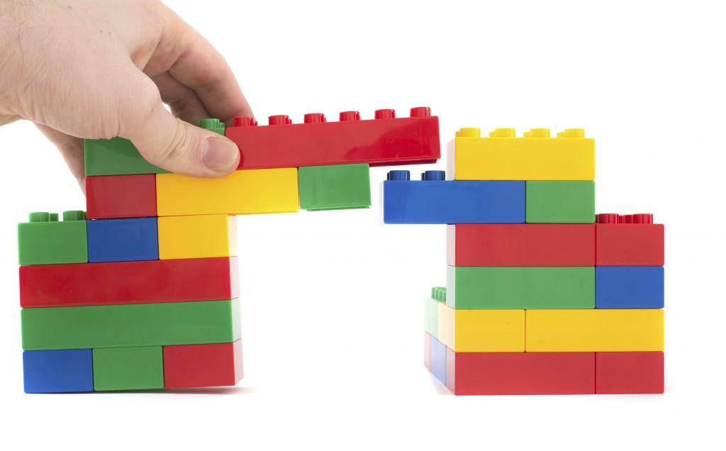 Lego Bridge #2