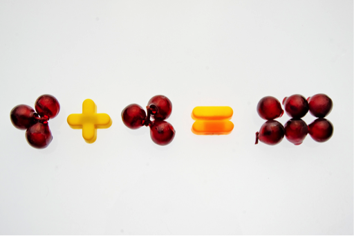 Photo complements of Flickr, Grapes of Math by Mark Turnaukcas