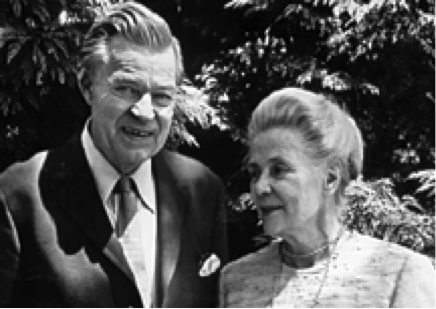 Alva & Gunnar Myrdal